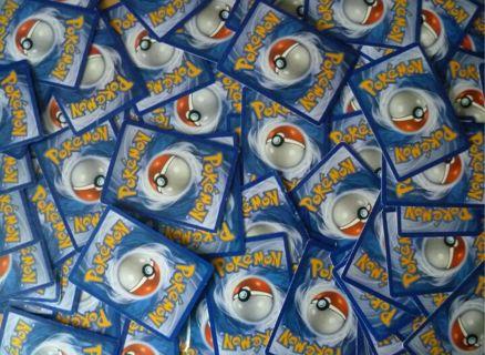 25 pokemon cards #1