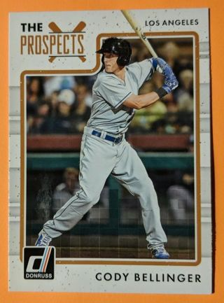 Free Cody Bellinger Rookie Card Sports Trading Cards