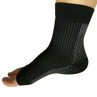 Comfort Foot Anti Fatigue women Compression socks Sleeve Elastic Men's Socks Women