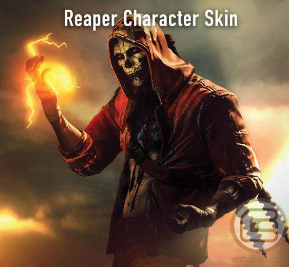 Free: Infamous 2 Reaper Skin code/DLC for Playstation 3 ...