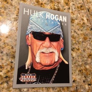 2015 Panini Americana - [Base] #24 Hulk Hogan