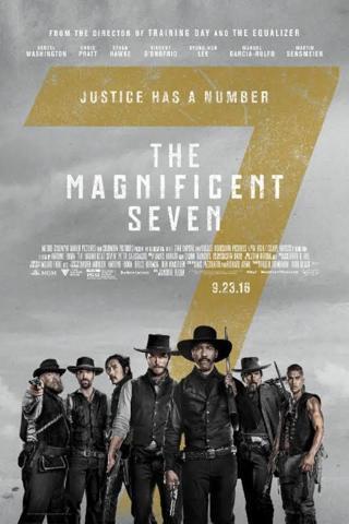 Magnificent 7 (Seven) SD UV Ultraviolet digital code