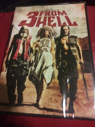 3 FROM HELL DVD FACTORY SEALED