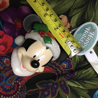 DISNEY LIGHT UP MICKEY MOUSE HEAD NECKLACE FREE SHIPPING