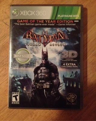 Xbox 360 Platinum Hit
