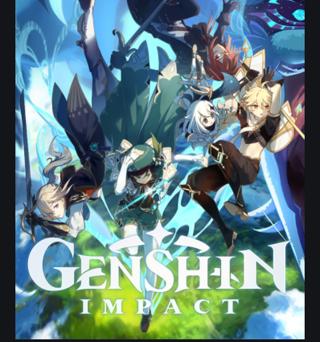 Genshin Impact 50 Primogems