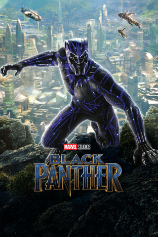 Black Panther 4K iTunes