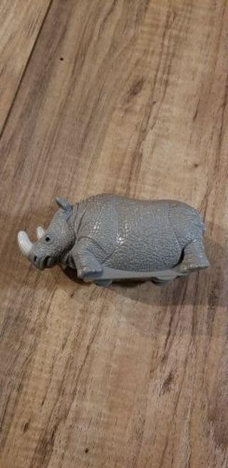 Rhinoceros toy