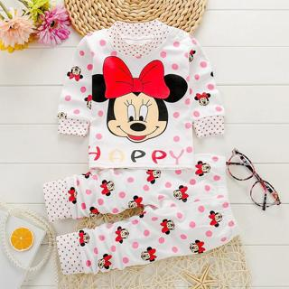 Baby Boy Clothes autumn New cartoon Girl Clothing Set Cotton Baby Clothes Suits Infant Kids Clothe