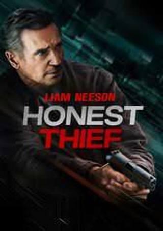 UV Ultraviolet Digital Movie Code for Honest Thief HD (High Definition)