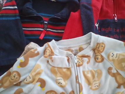Warm Clothing Lot, Size 18M: EUC