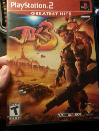 Jak 3 PS2 Game