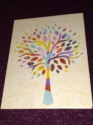 Notecard - Tree Of Life