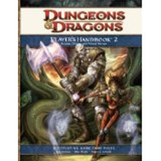 4E Dungeons & Dragons Player's Handbook2
