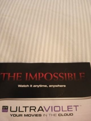 The Impossible VUDU Code