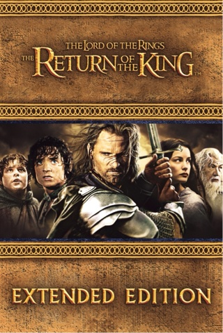 Lord of the rings return of the king 2 disc extended dvd walmart. Com.
