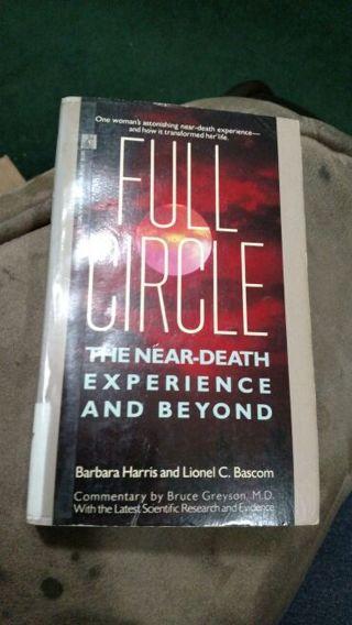 Full Circle by Harris & Bascom (paperback)