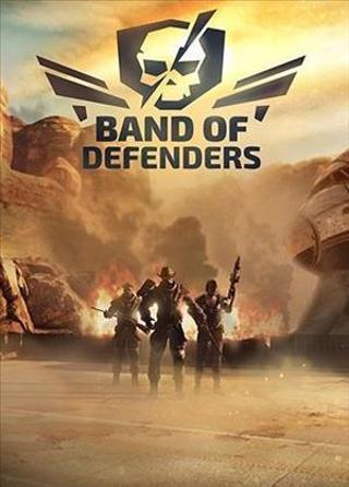 Band of Defenders  STEAM KEY