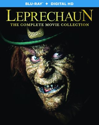 Leprechaun : 7 Film Collection (Digital HD Download Code Only) *Horror* *Halloween* *Warwick Davis*