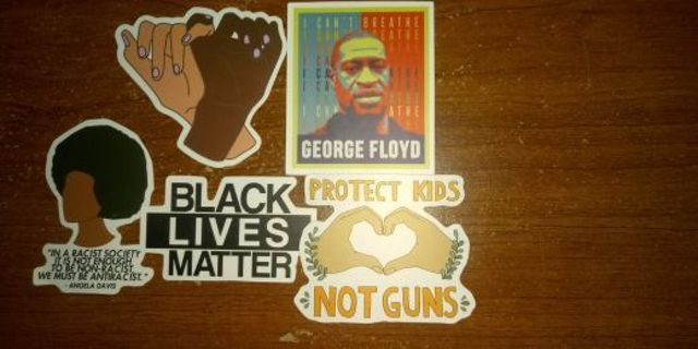 BLM Stickers