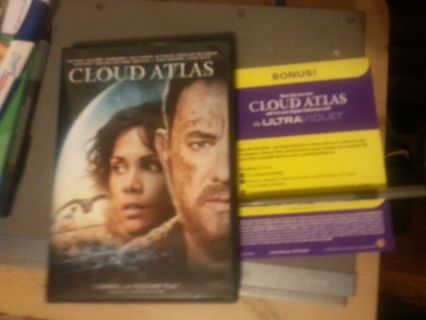 Cloud Atlas ultraviolet digital copy
