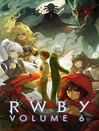 RWBY Volume 6 (SD) (VUDU redeem ONLY)