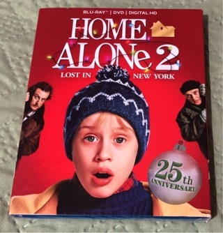 Home Alone 2: Lost in New York (Multi-Format) Blu-Ray
