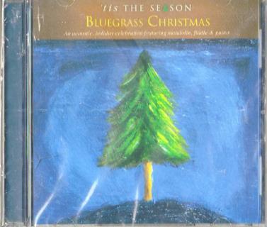 tis the season bluegrass christmas cd brand new sealed - Bluegrass Christmas
