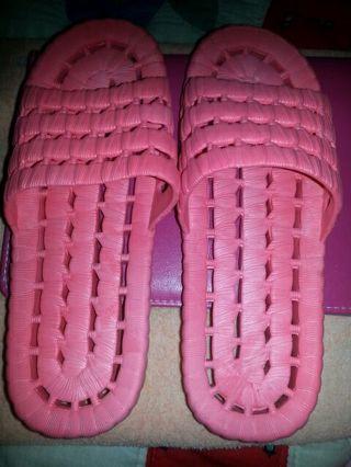 **Rubber Sandals**