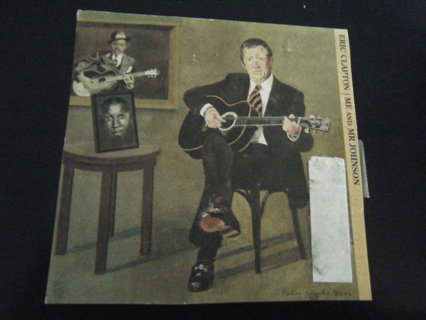 """Eric Clapton CD- """"Me and Mr. Johnson"""""""
