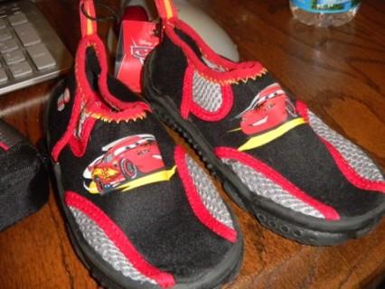 8924d139f326 Free  Lightning McQueen Water Shoes - Boys  Clothing - Listia.com ...