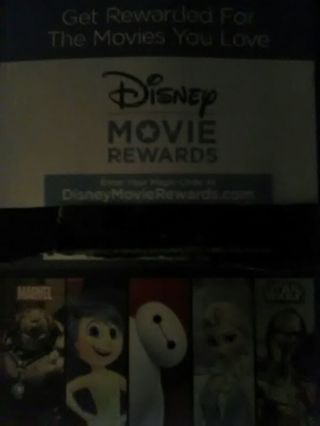 Disney descendant's movie rewards