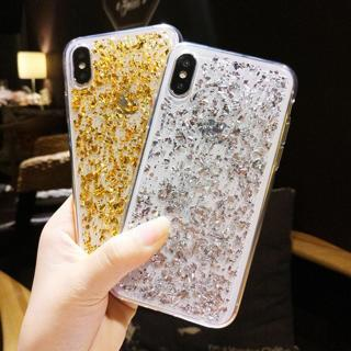 Bling Glitter Foil Crystal Soft TPU Case Cover For iPhone XS Max XR X 8 7 Plus 6