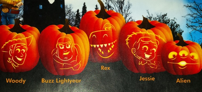 free toy story of terror halloween pumpkin jack o lantern carving