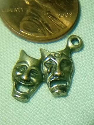 Tiny Metal Theatre Charm