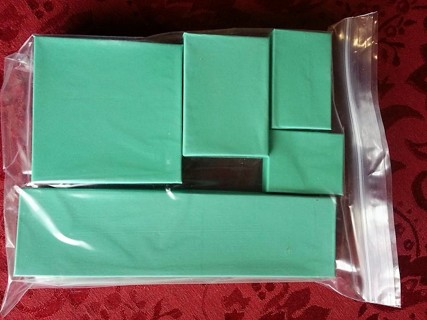 TIFFANY BLUE JEWELRY BOX BUNDLE - NIP - FREE SHPG =_)
