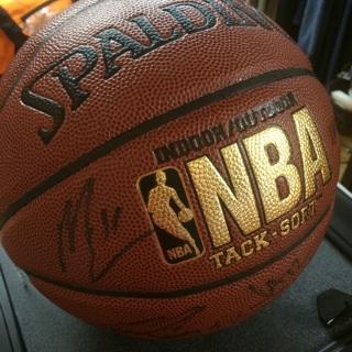 2012-2013 Portland Trailblazers AUTOGRAPHED Team Ball > FREE SHIPPING!