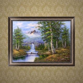 5D Diamond Embroidery Landscape Painting Cross Stitch DIY Craft Home Decor Gift