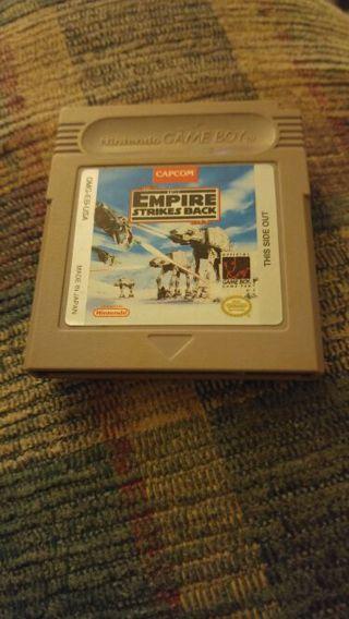 The Empire Strikes Back For Original Gameboy