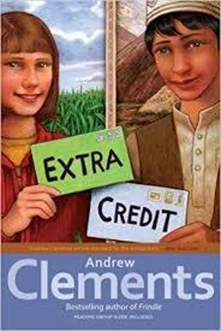 NEW! Extra Credit by Andrew Clements