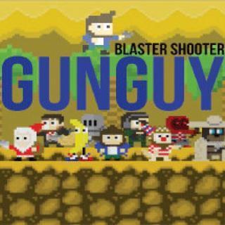 Blaster Shooter GunGuy! - Steam Key
