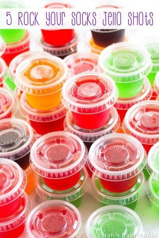 20 jello  shots  recipes