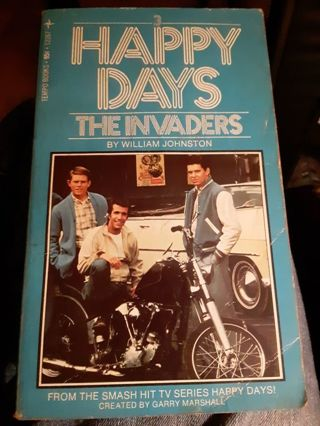 Happy Days, The Invaders (Vintage, 1975)
