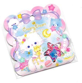 "Q-Lia ""Creamy Dream"" Sticker Sack ☆Kawaii Bonus☆ **Only One!!**"