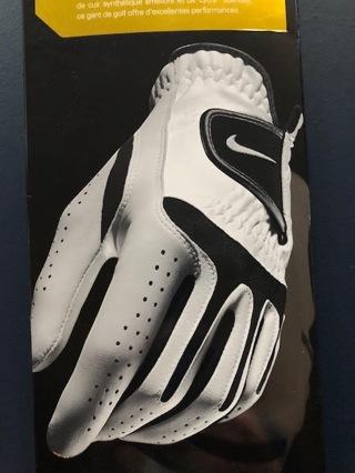 Nike Golf Glove -  Left Handed Reg 25cm