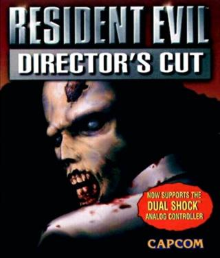 resident evil 1st game