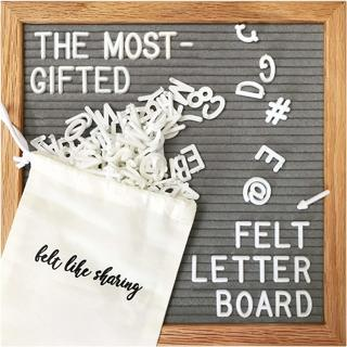 Changeable Letter Boards 10x10 Inches.