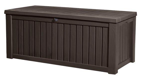Keter Rockwood 150-Gallon Deck Box