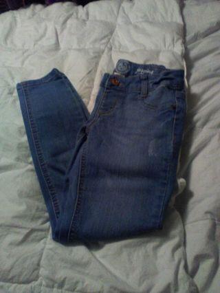 SO Jegging Jeans Girls size 8