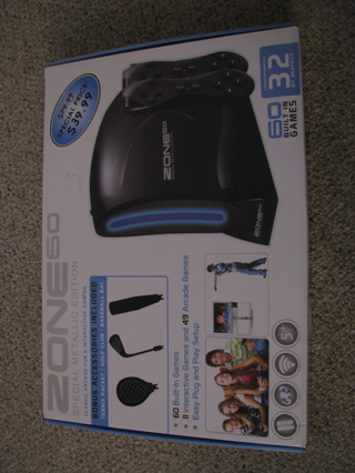 Free Zone 60 Special Metallic Edition Console Like A Wii